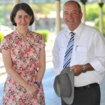 Gladys Berejiklian said to have advanced Daryl Maguire funding request: ICAC